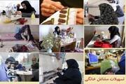 ثبتنام طرح ملی توسعه مشاغل خانگی در قزوین آغاز شد