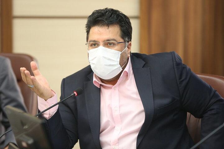 عرضه فوری ماسک های تولیدی به مراکز درمانی الزامی است