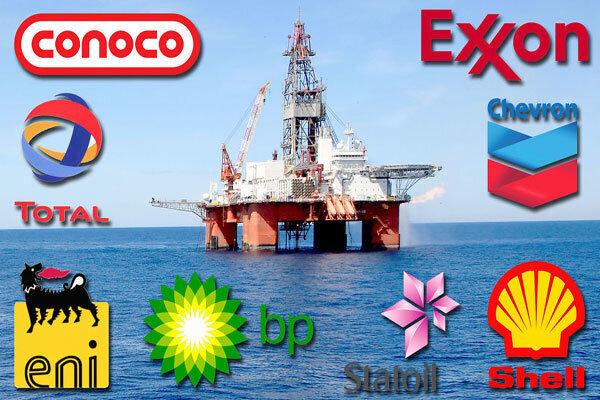 زیان غولهای نفتی در ۳ ماه دوم ۲۰۲۰