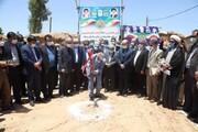 عملیات ساخت ۳ هزار و ۵۰۰ واحد مسکونی ویژه محرومان در شیراز آغاز شد