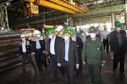 سرمایهگذاری ۴۵۰ میلیون یورویی ایدرو در مجتمع صنعتی اسفراین