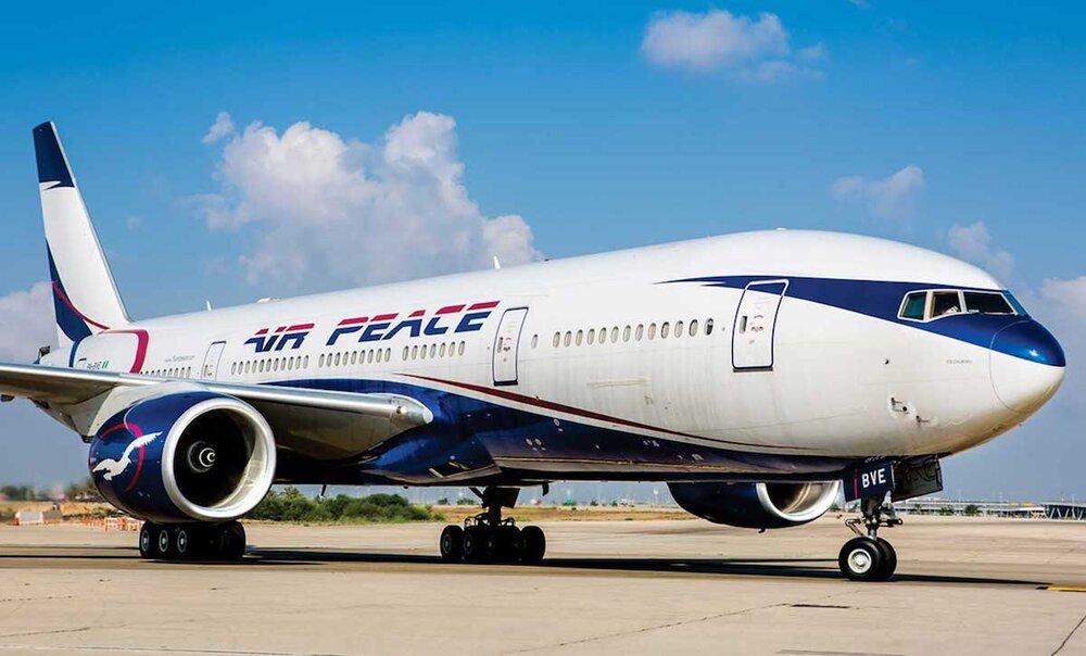 اخراج خلبانان بزرگترین شرکت هواپیمایی نیجریه