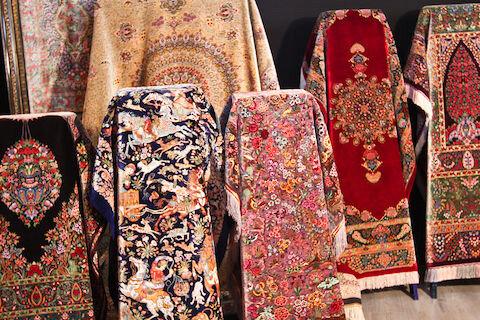 صادرات فرش ایرانی به صفر رسیده است
