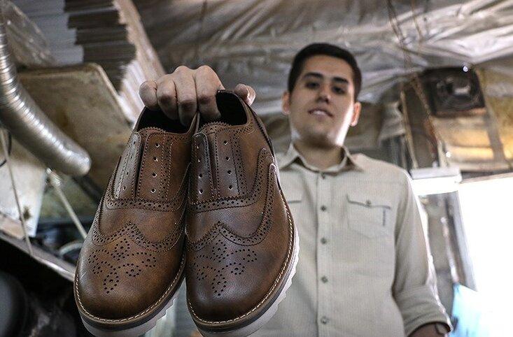 فقط ۱۰ درصد صنف کفش دست دوز  فعال هستند!
