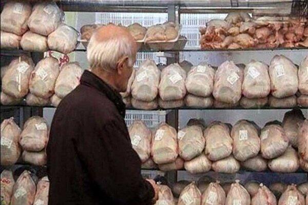 پرواز قیمت مرغ در بازار بوشهر؛ نظارتهای «صمت» فقط روی کاغذ است