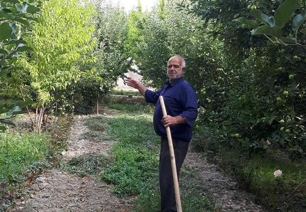 افزایش مشکلات باغداران خراسان شمالی؛ «خستگی» حاصل دسترنج کشاورزان