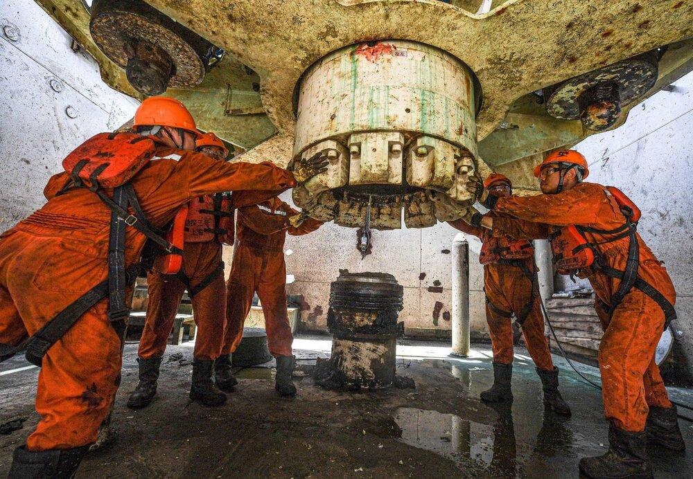اکتشاف نفت و گاز در دریای چین جنوبی