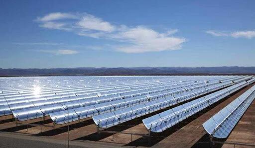 آغاز عملیات اجرایی سایت خورشیدی ۱۰ مگابایتی کوشک