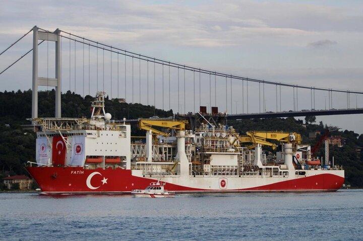 ترکیه گاز