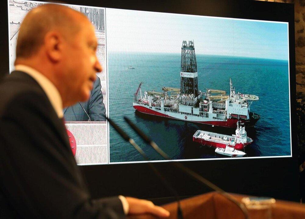 کشف میدان گازی در آبهای ترکیه