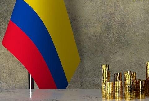 بانک مرکزی کلمبیا ۶۷ درصد ذخایر طلای خود را فروخت