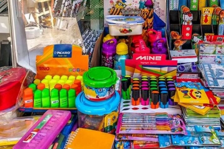 لوازمی که خریداری برای تحریر ندارد؛ آموزش مجازی و کسادی بازار اصفهان