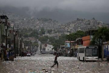 طوفان لورا در منطقه کارائیب