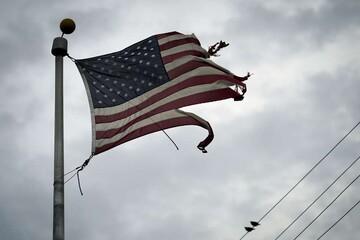 خسارات طوفان لارا در آمریکا