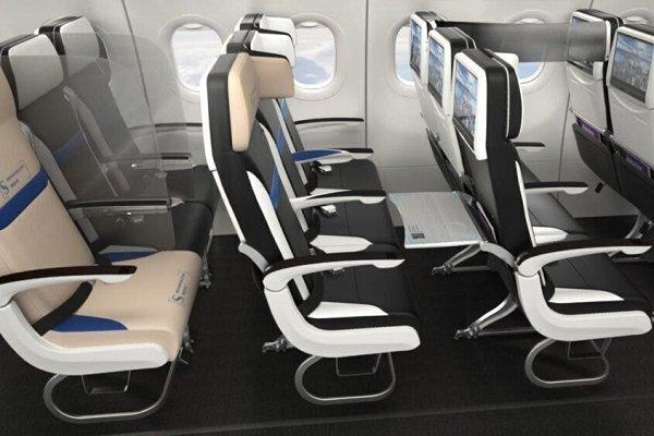 لغو ابلاغ پذیرش ۶۰ درصدی مسافر در هواپیماها/ افزایش ظرفیت مسافر با شروط جدید