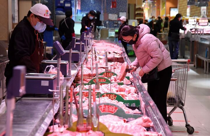چین؛ عامل افزایش صادرات جهانی گوشت مرغ