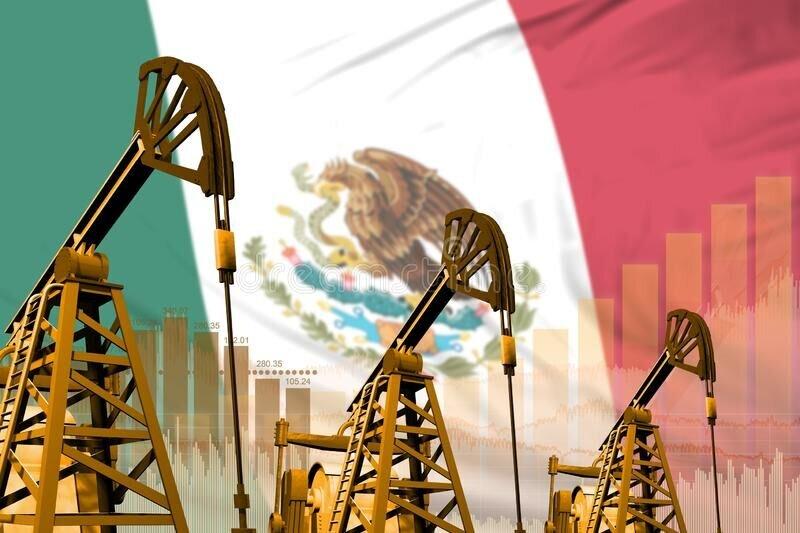 مکزیک مجوز جدیدی برای اکتشاف و برداشت نفت صادر نمیکند