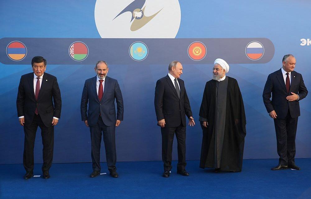 ایران در سرزمینهای شمالی؛  جستجوی جایگاهی ویژه در اوراسیا