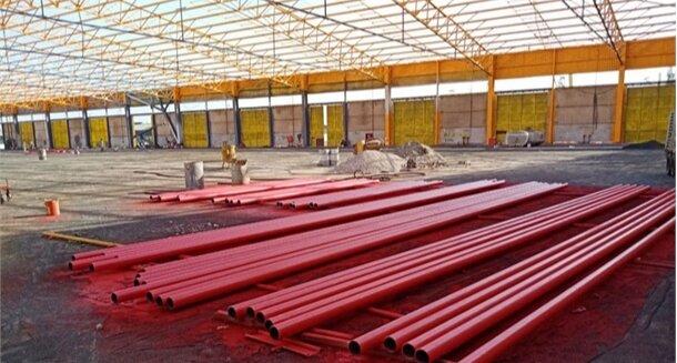 تعمیرات ۶ باب انبار ترانزیت و کالا در بندر شهید رجایی در دستور کار قرار گرفت