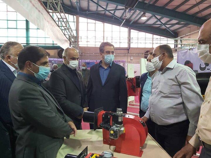برپایی نمایشگاه صنعت، معدن و ماشینآلات یزد تا ۲۸ شهریور