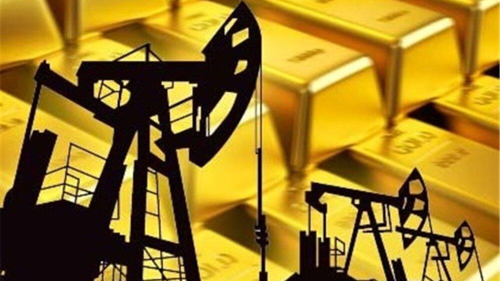نوسان قیمت طلا و نفت در میان مدت ادامه دارد