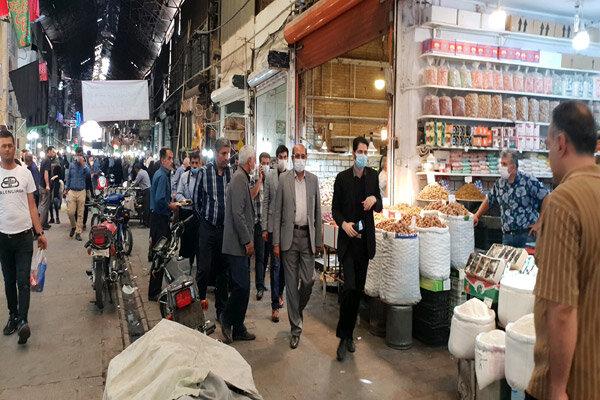 گلایه بازاریان از مشکلات اقتصادی؛ نماینده مردم قزوین: پیگیری می کنم