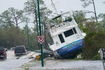 طوفان سالی در آمریکا