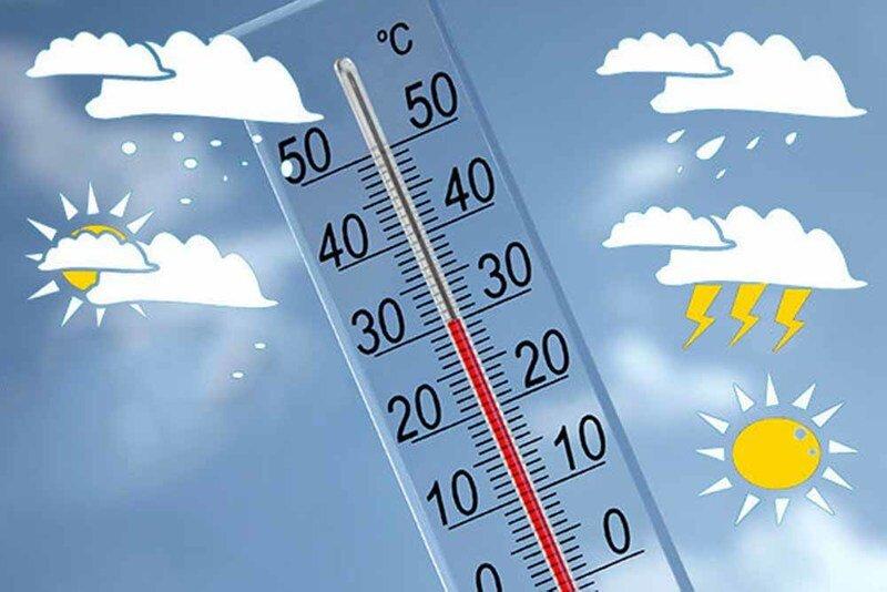 کاهش ۸ تا ۱۰ درجهای دما در استانهای ساحلی خزر