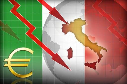 تولید ناخالص داخلی ایتالیا بیش از ۱۰ درصد کاهش مییابد