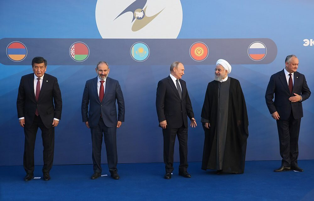 روابط تجاری ایران و اتحادیه اوراسیا؛ آشنایان غریب در معبر دو قاره بزرگ