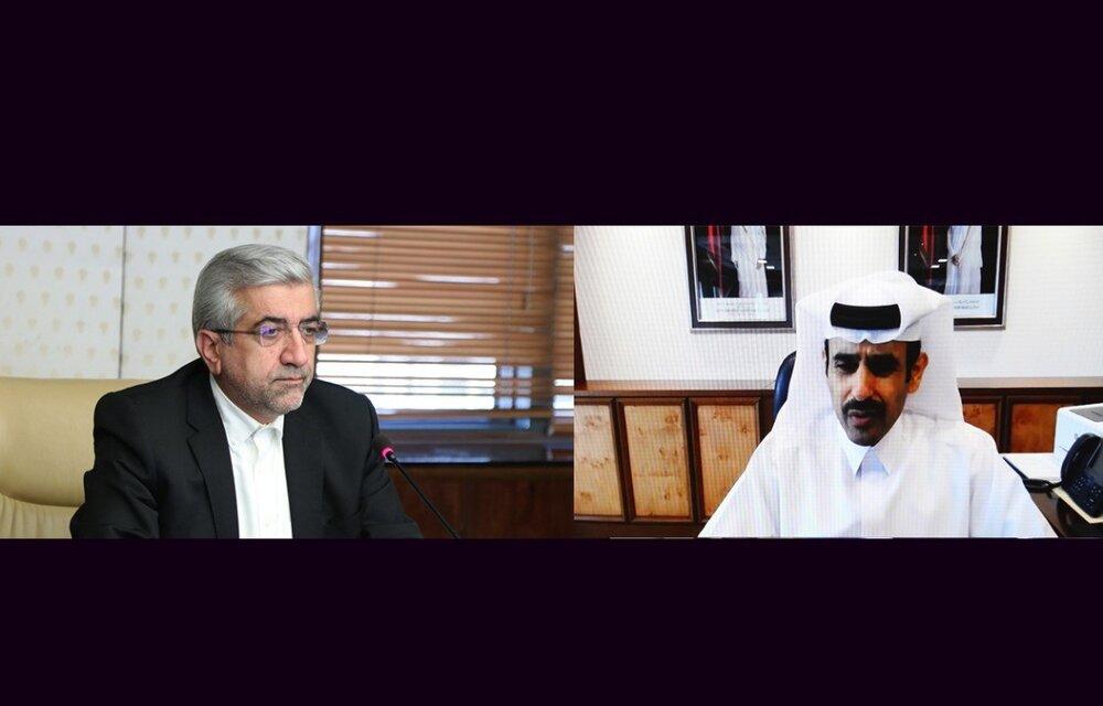اتصال شبکه برق ایران به قطر از طریق کابل دریایی