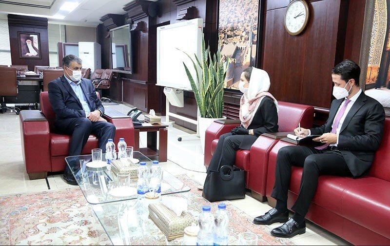 آمادگی ایران و بلغارستان برای توسعه همکاریهای اقتصادی، ترانزیتی و حملونقل